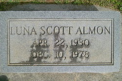 Luna <i>Scott</i> Almon