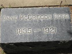 Anna <i>McGregor</i> Cobb
