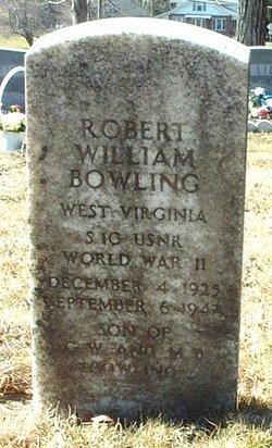 Sgt Robert William Bowling