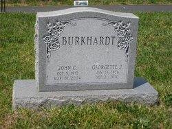 Georgette Juliette <i>Germain</i> Burkhardt