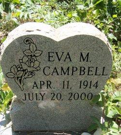 Eva Mae <i>King</i> Campbell