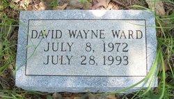 David Wayne Ward