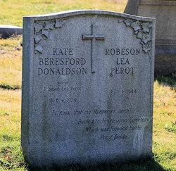 Kate Beresford <i>Donaldson</i> Perot