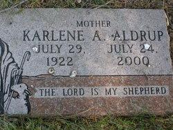 Karlene A. <i>Kuehner</i> Aldrup