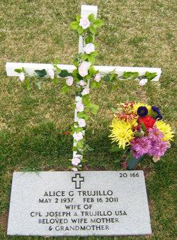 Alice G Trujillo