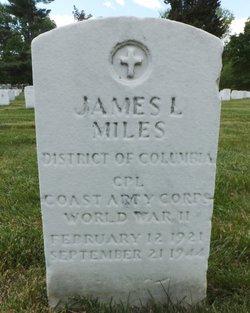 James L Miles