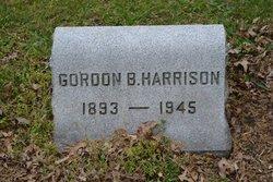 Gordon B Harrison