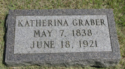 Katherina <i>Senner</i> Graber
