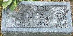 Betty Lou Hinton