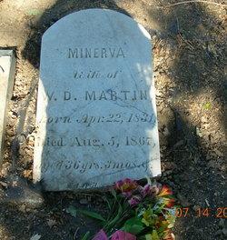 Minerva Faye (Fay) <i>Lloyd</i> Martin
