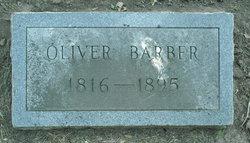 Oliver Barber