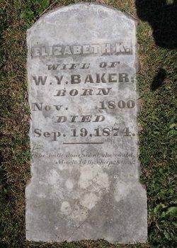 Elizabeth K. Baker