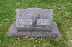 Frances Florence <i>Bergert</i> Weber