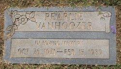 Pearlie VanHoozer