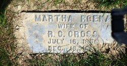 Martha Roena <i>Hanchett</i> Cross