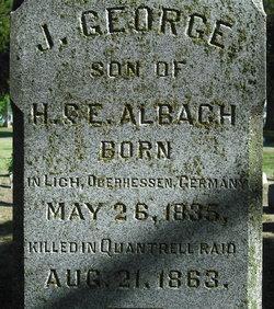 J George Albach