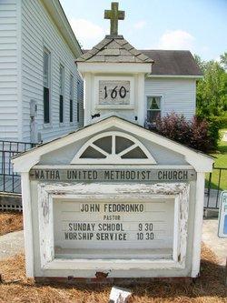 Watha United Methodist Church Cemetery