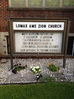 Lomax AME Zion Church Cemetery