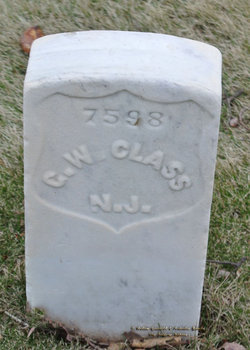 Pvt George W. Class