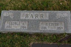 M Edith Barr