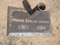 Winnie Earline Johnson