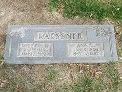 Anna Jane <i>Lamson</i> Kaessner