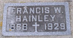 Francis William Hainley