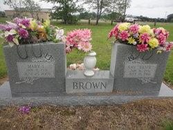 Mary Lou <i>Wigginton</i> Brown