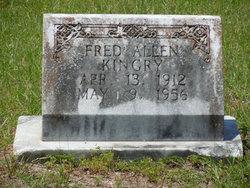 Fred Allen Kingry