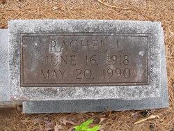 Rachel Lucille <i>Roberts</i> Adams