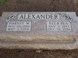 Ella Rea <i>Doss</i> Alexander