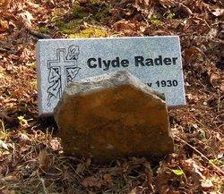 Clyde Rader