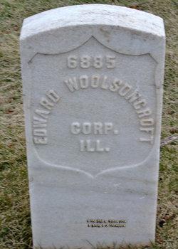 Corp Edward Woolsoncroft