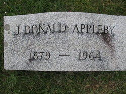 James Donald Appleby