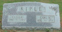 Esther <i>Ruesser</i> Kiple