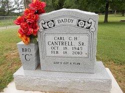 Carl C.H. Cantrell, Sr