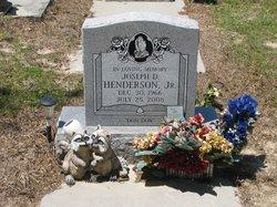 Joseph D Henderson, Jr