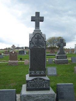 Anna <i>Stahl</i> Arndorfer
