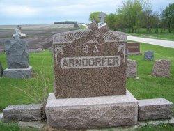 Anna E <i>Bergman</i> Arndorfer