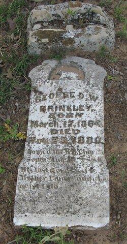 George D. W. Brinkley