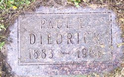 Paul Lester Diedrick