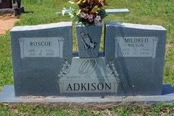 Roscoe Adkison