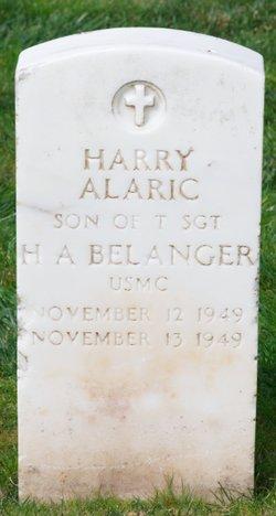 Harry Alaric Belanger