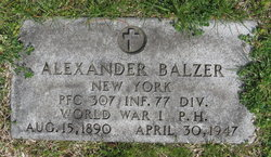 Alexander Balzer/Balzar