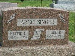 Paul Edgar Argotsinger