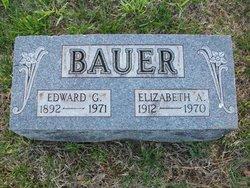 Edward George Bauer
