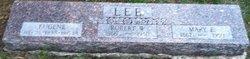 Mary Elizabeth <i>Rhines</i> Lee
