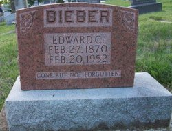 Edward George Bieber