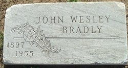 John Wesley Bradly