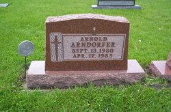 Arnold Louis Arndorfer